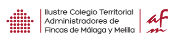 Administradores de fincas Malaga. Colegio de administradores de Fincas